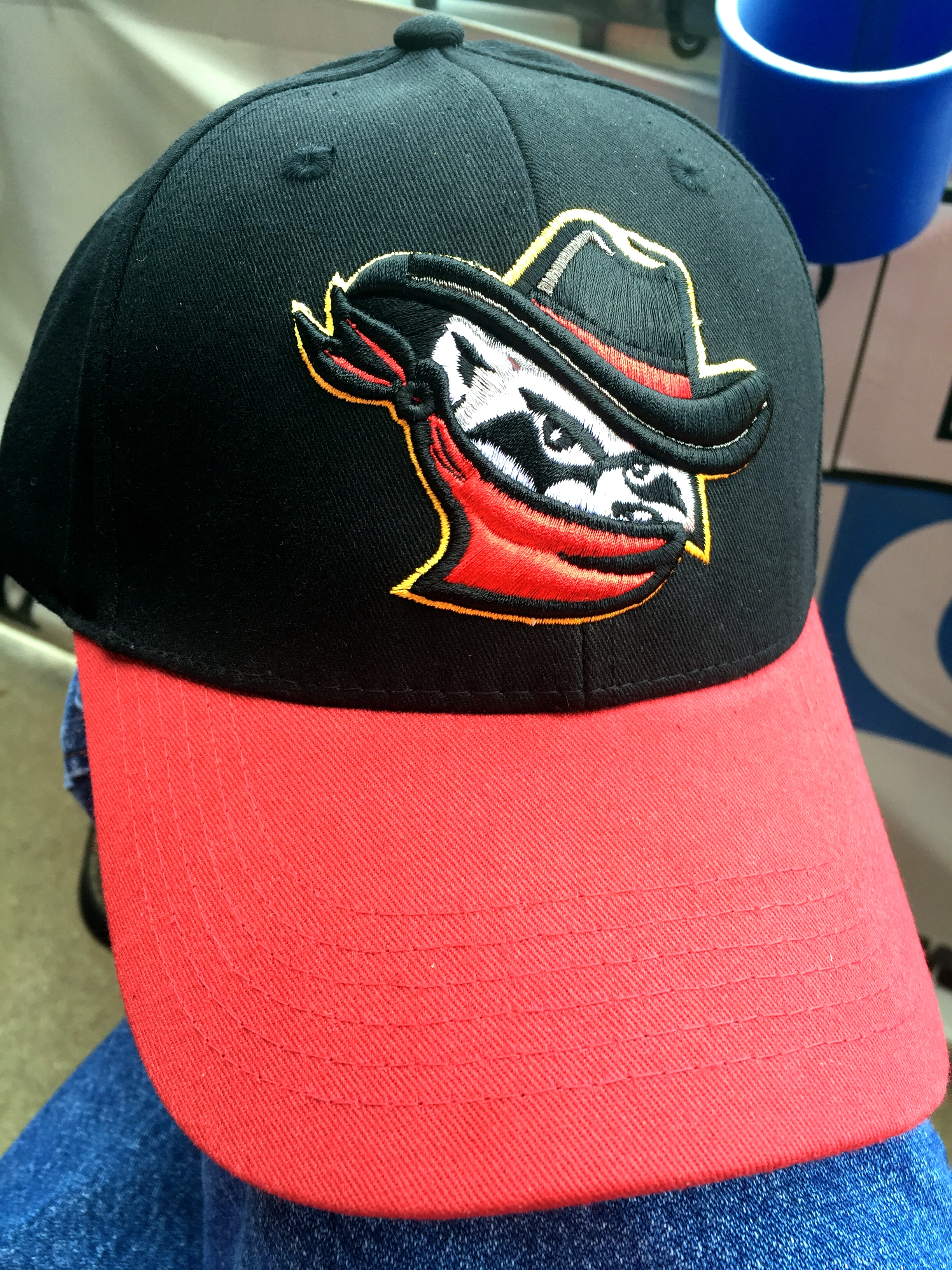 Quad Cities Bandits Cap