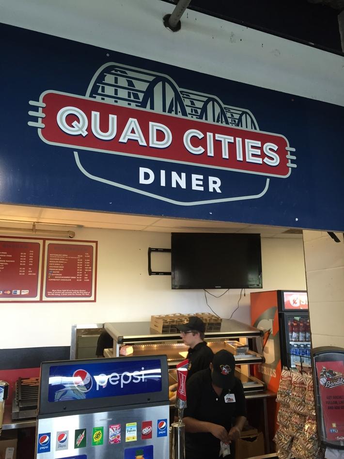 Quad Cities Diner
