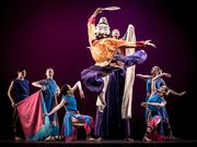 Nai-Ni Chen Dance Company announces Year of the Golden Ox in Celebration of the Chinese Lunar New Year