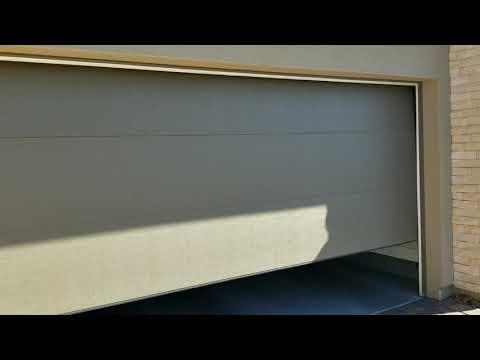 YZ Garage Doors Smooth Panel Garage Doors