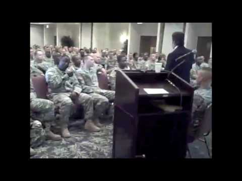 Grant Cardone Trains US Army Recruiters