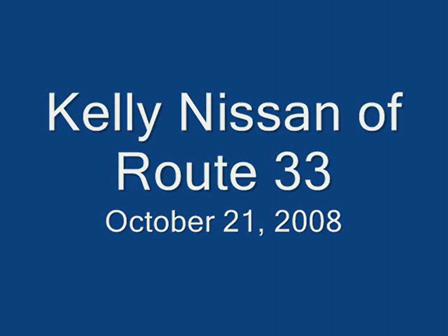 Kelly Nissan Evolution