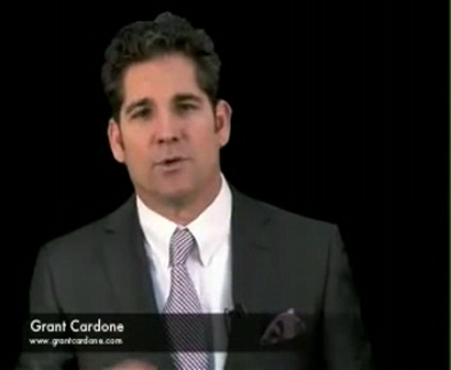 Grant Cardone You Can't Handle the Truth - Sales Meeting
