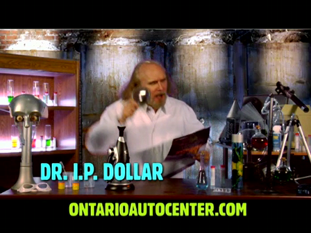 Ontario Auto Center TV Commercial Running This Week