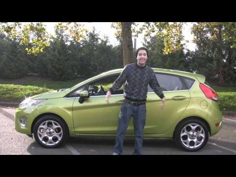 Fiesta - It's A Car AND A Party! Bill Pierre Ford