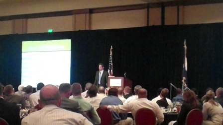Grant Cardone speaking at the Innovative Dealer Summit