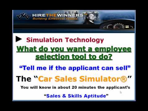Hire the Winner's Brief Overview