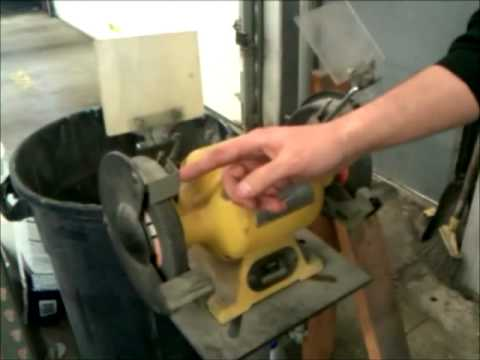 $75k OSHA fine for parts grinder safety violations