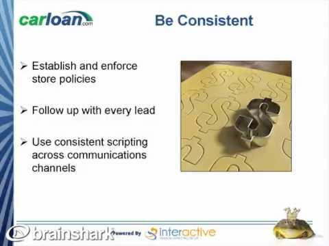 Carloan.com Best Practice for Follow Up - #5