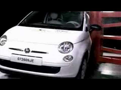 2012 Fiat 500 Earns IIHS Top Safety Pick