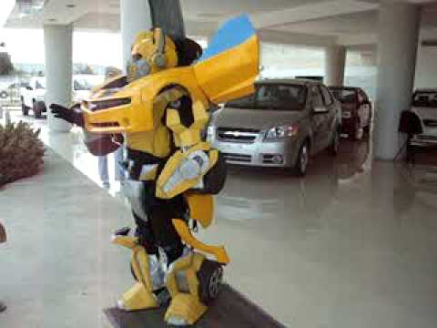 TRANSFORMER HALLOWEEN CAR COSTUM.mpg