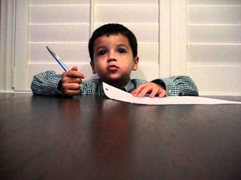 Wow! This 4yr old is better than 90% of Salespeople