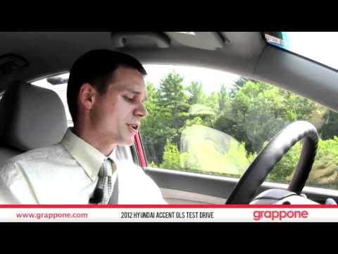 2012 Hyundai Accent - Test Drive