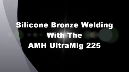 silicone bronze welding with ultramig 225