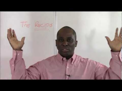 Automotive Sales Training - The Recipe for Becoming a Super Salesperson