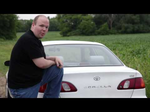 Clark Olson Presents: A Review of the 2000 Toyota Corolla