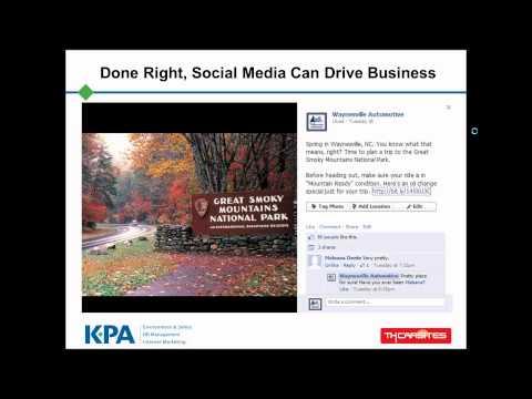 Is Social Media Just for Branding: Automotive Social Media Myth #2