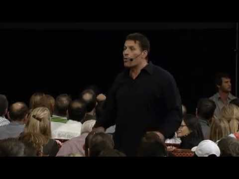 Tony Robbins: Being a Powerful Leader = Being a Powerful Servant