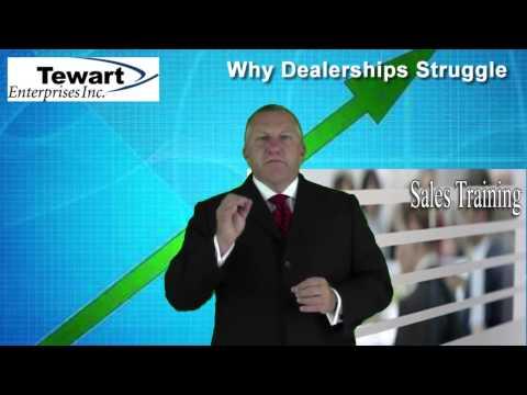 Why Dealerships Struggle Mark Tewart Video #1