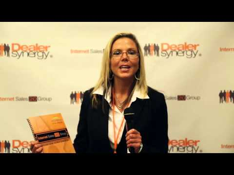 Canadian Dealer, Tracy Johnson Reviews The Internet Sales 20 Group in Los Angeles
