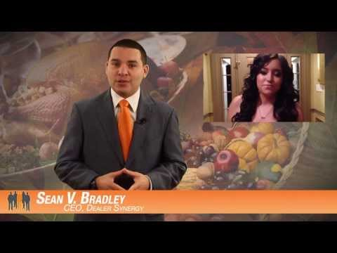 Sean V. Bradley Wishes You A Happy Thanksgiving  & Shares What He Is Thankful For- 2013