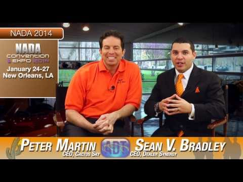 Sean V. Bradley & Peter Martin Will be Exhibiting At Booth #4401 The 2014 NADA / ATD Convention
