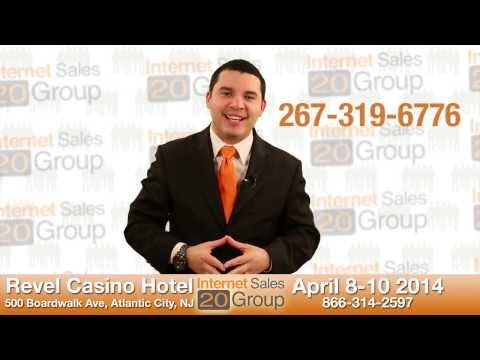 Calling ALL Speakers! For The Internet Sales 20 Group - April 8-10 2014 - Atlantic City, NJ