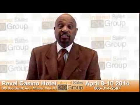 Best Selling Author, Dr. Willie Jolley Will Be The Keynote Speaker For The Internet Sales 20 Group