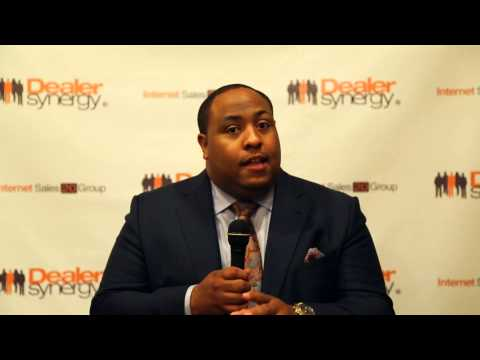 """Trainer & Speaker, Cory """"Money Bags"""" Mosley Reviews the Internet Sales 20 Group in Los Angeles"""