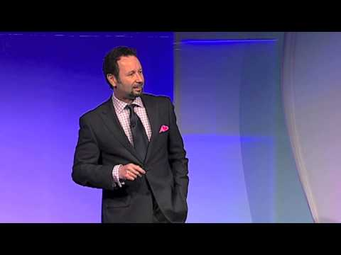 Alan Ram speaking at The Best Training Day Ever 2014