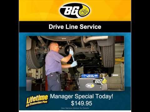 Service Menu BG Video Coupon Example