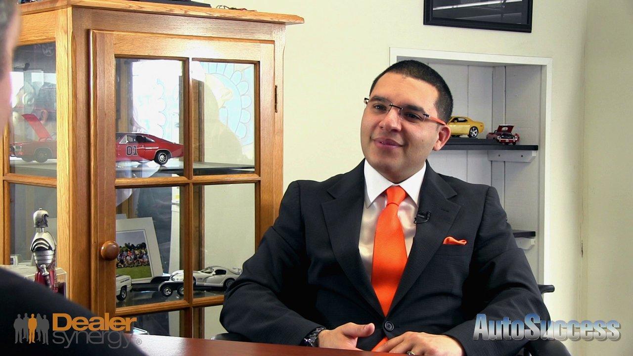 Sean V. Bradley Interviews Spirit Chrysler-Dodge-Jeep-Ram