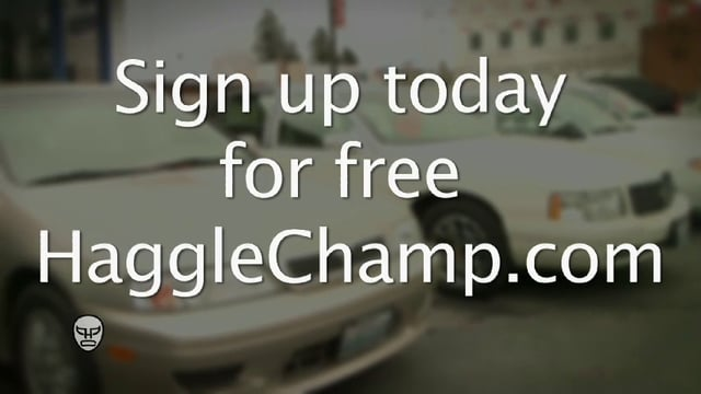 Car Dealers talking about HaggleChamp