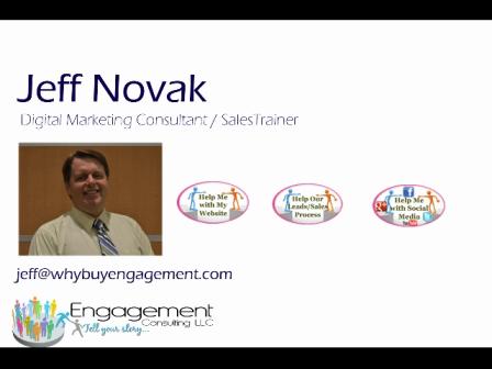 The Jeff Novak Recipe for Dealership Success