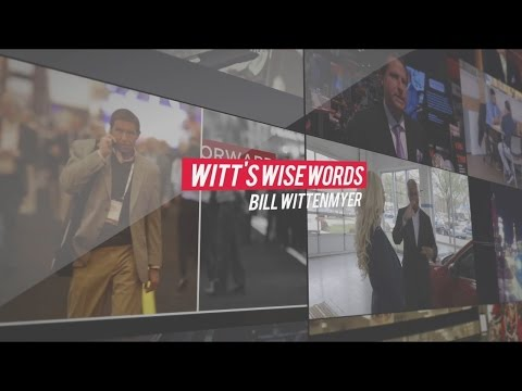 Witt's Wise Words - Change The Word Change The Result