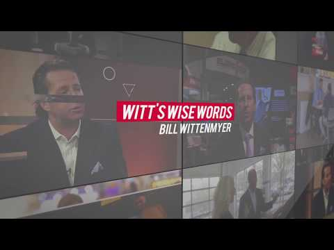 Witt's Wise Words - Are Your Payplans Keeping Up?
