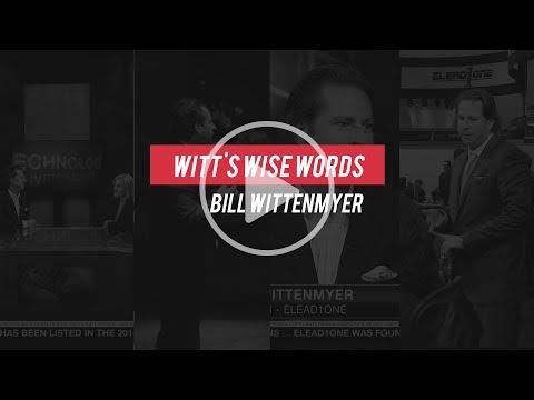 Witt's Wise Words - Dreaming Isn't Doing