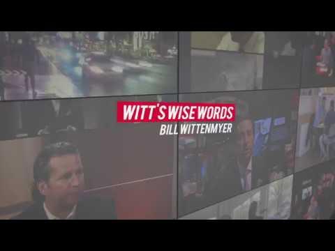 Witt's Wise Words: Good Leaders Don't Blame