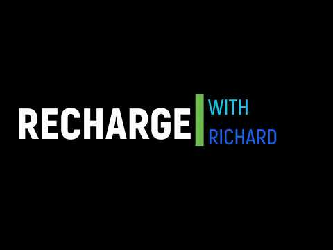 Recharge with Richard #309 - Don't Just Focus on the Math! State the Solutions You're Providing!