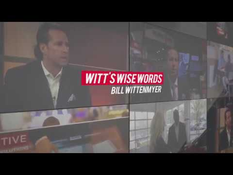 Witt's Wise Words - Listening to Stand Out