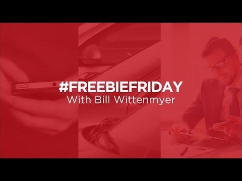Freebie Friday: Preparation Eliminates Pressure