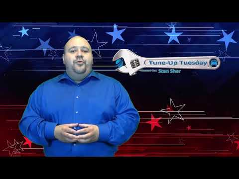 Tune Up Tuesday Election Day Stan Sher 11-7-2017