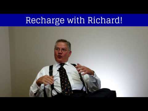 Recharge with Richard #305 - Reflecting on 21 Years in Business!