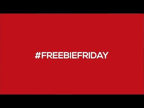 Freebie Fridays Loyalty