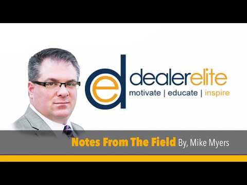 Notes From The Field, Episode 1, Who's Serving Who? by Mike Myers