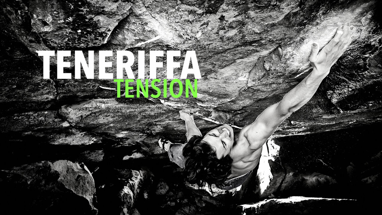 Teneriffa Tension | Bouldering with Gu