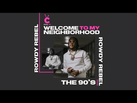 "Rowdy Rebel ""Welcome To My Neighborhood: The 90's"" Brooklyn"