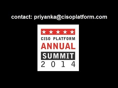 CISO Speak - CISO Platform Annual Summit