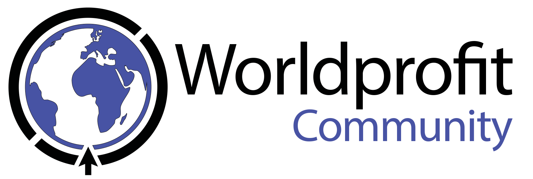 Worldprofit Social Community Logo