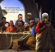Judas Mosiamedi Strikes again